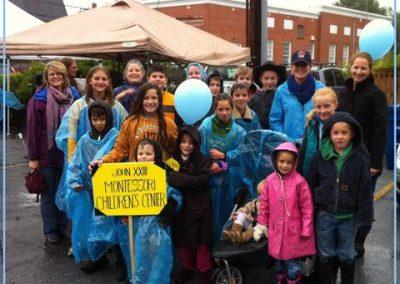 Walk for Life Montessori school 2015 Front Royal